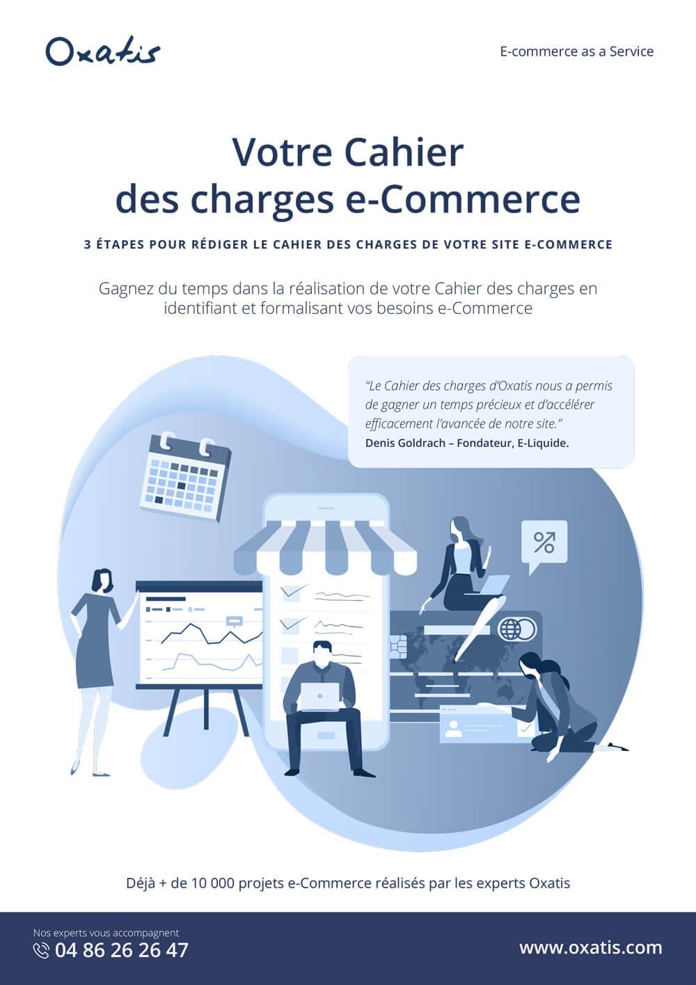 Créez votre cahier des charges e-Commerce