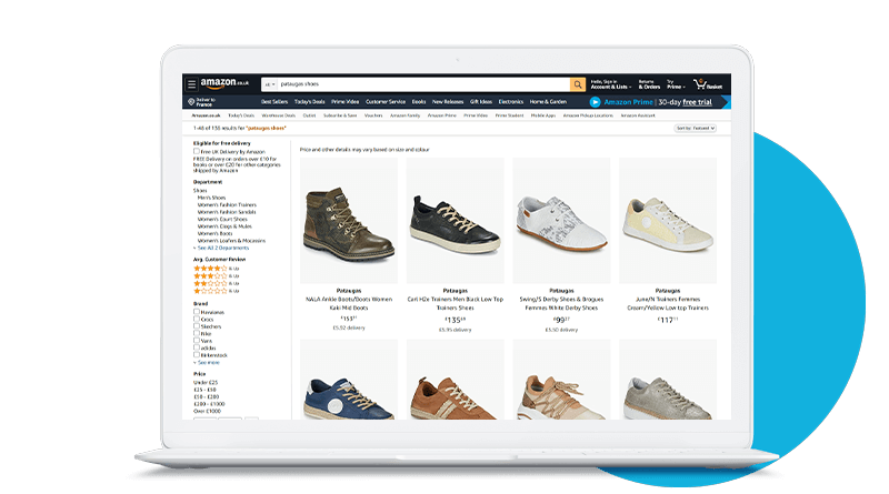 Marketplace Schuhe