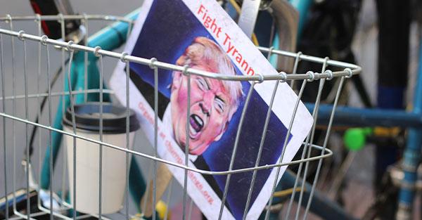 Edito #8 – Comme Trump, n'acceptez pas la défaite !