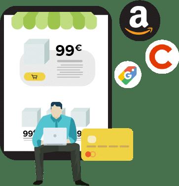 ajuster le prix sur les marketplaces