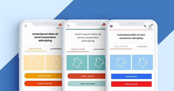 SmartSkins : de nouveaux designs mobiles chez New Oxatis