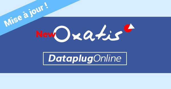 dataplug online mise à jour